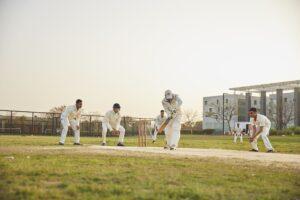 Cricket Field at Vedatya