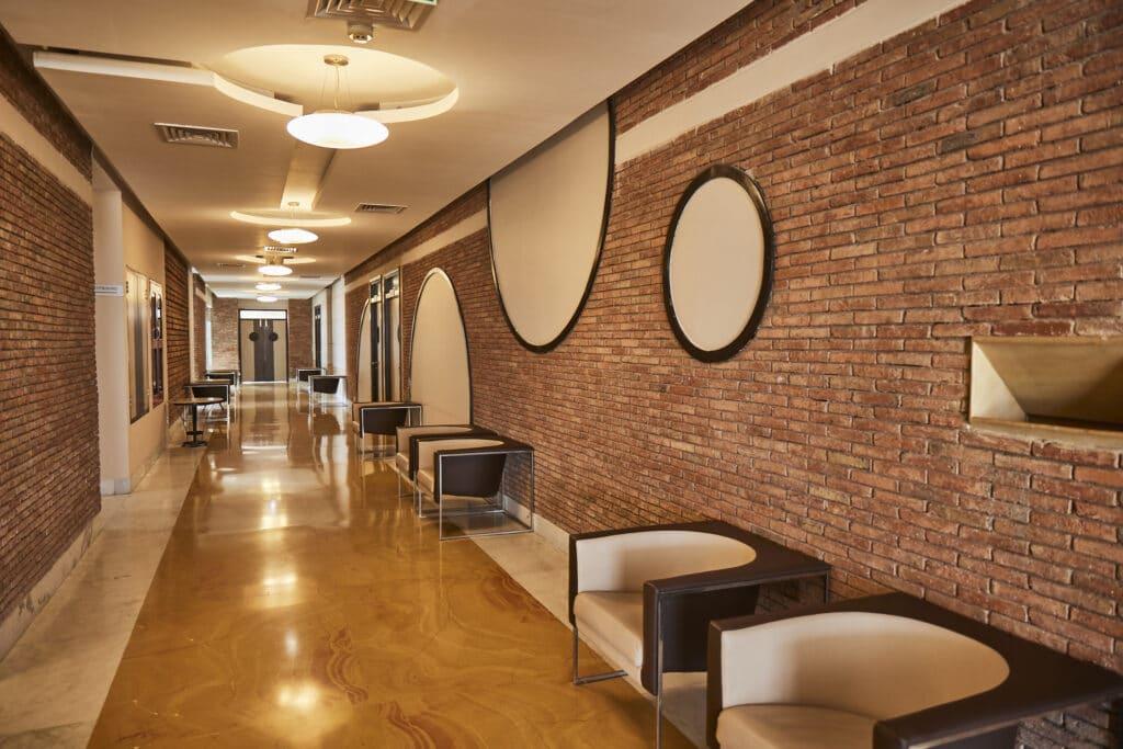 Hospitality School Corridors - Vedatya