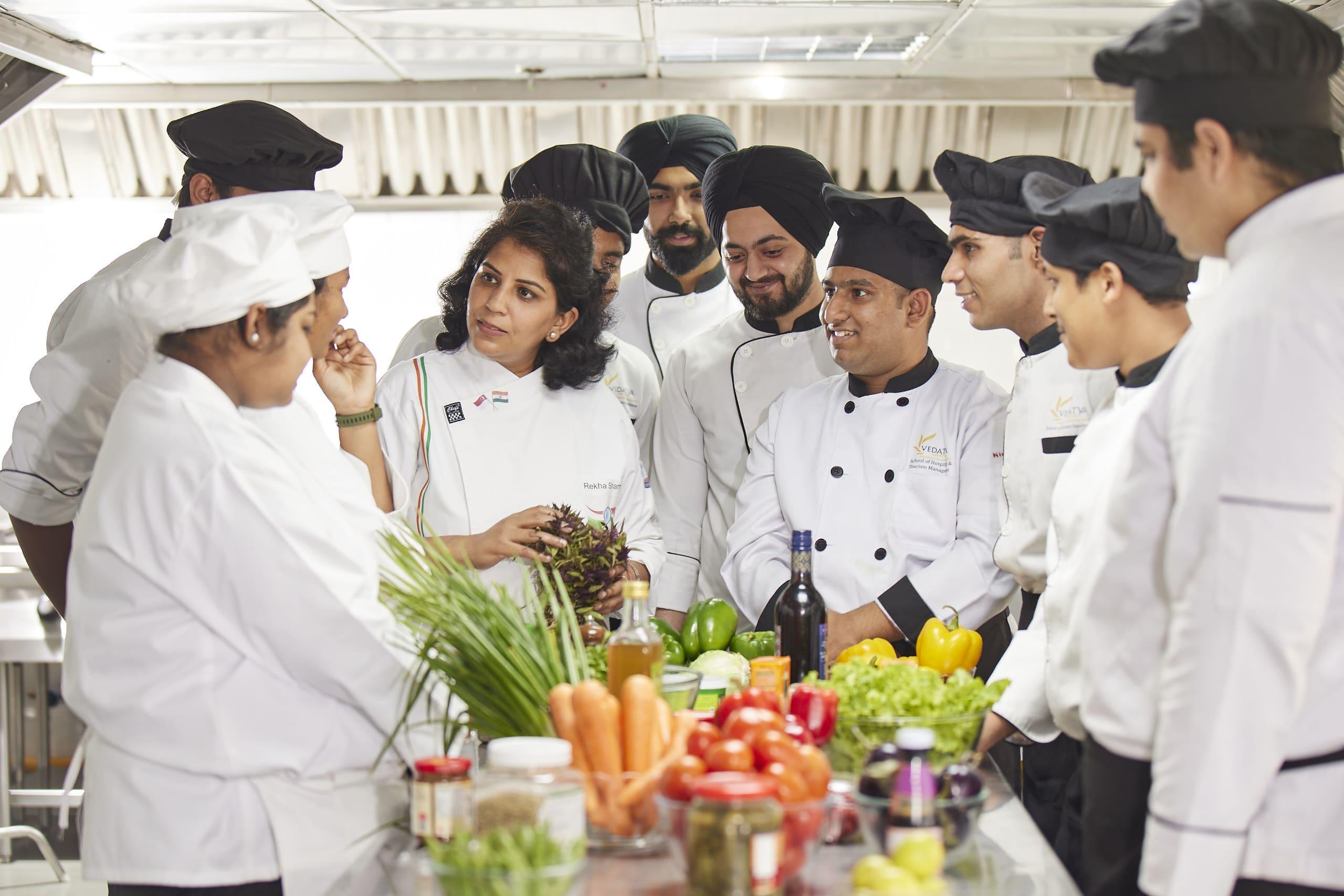 International Culinary Arts