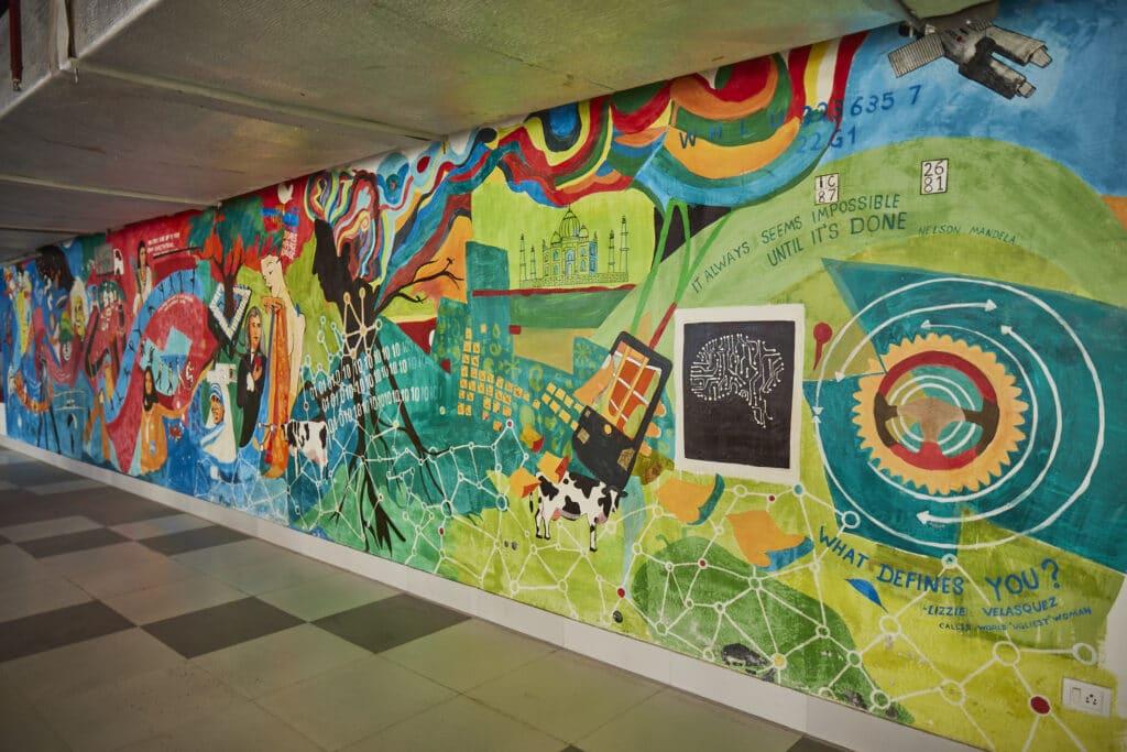 Art Wall at Vedatya