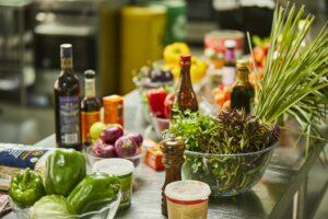Food Display Vedatya