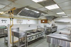 Kitchen at Vedatya